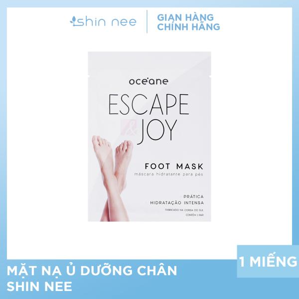 Mặt nạ ủ dưỡng chân Shin Nee (1 miếng)