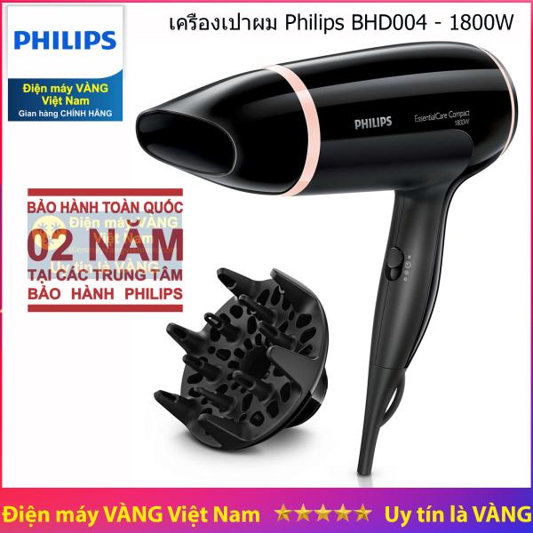 Máy sấy tóc Philips BHD004 1800W giá rẻ