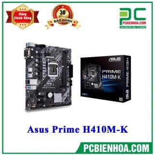 Mainboard Asus Prime H410M-K ( LGA1200 M-ATX 2xDDR4 ) thumbnail