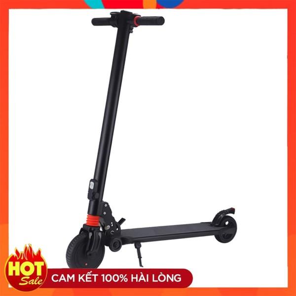 Mua Xe Scooter điện xếp gọn S8 không yên ,10km/lần sạc, tải 100kg