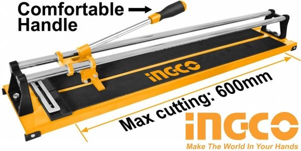 Bàn cắt gạch men 600mm Total THT576004 HTC04600 Chiều dài: 600mm