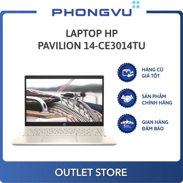 Bảng giá Laptop HP Pavilion 14-ce3014TU (8QP03PA) (i3-1005G1) (Vàng) - Laptop cũ Phong Vũ