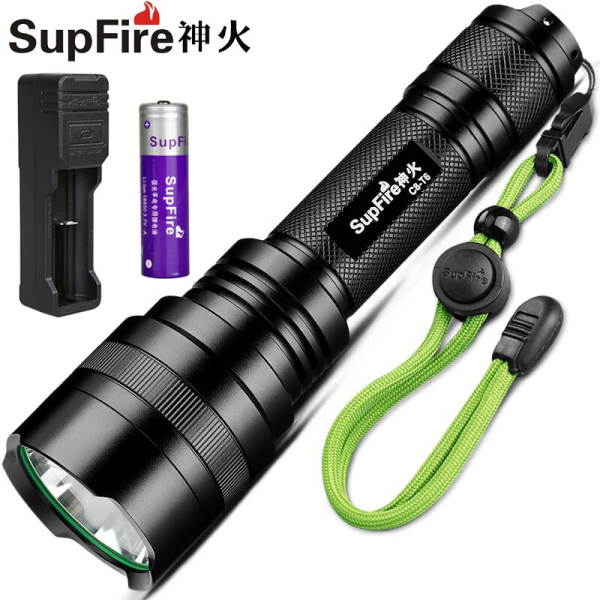 Bảng giá Đèn pin SupFire C8-T6