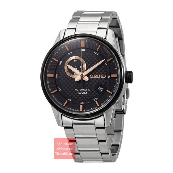 Đồng hồ đeo tay nam Seiko SSA389K1 đường kình mặt 42mm, chống nước 100m, bảo hành 12 tháng