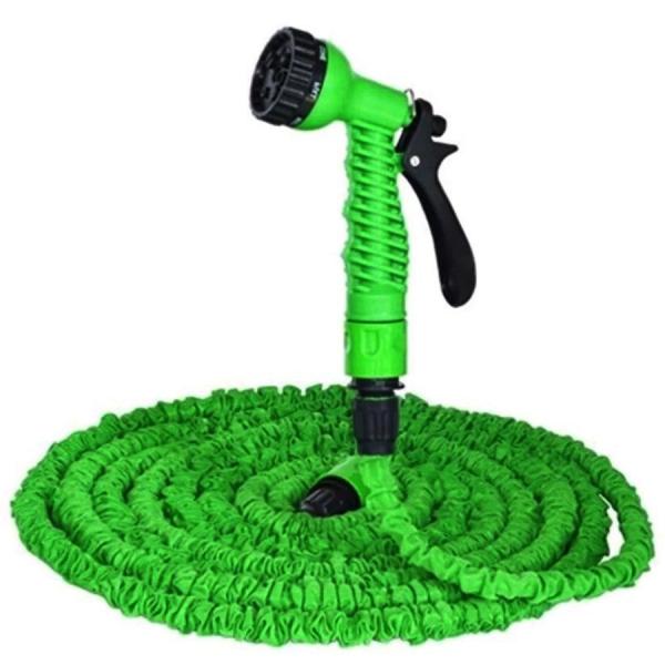 Bảng giá vòi nước giãn nở tưới cây,rửa xe 15M (xanh lá)