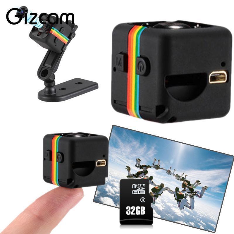 Offer Ưu Đãi Camera Hành Trình Siêu Nhỏ Full HD SQ11 - Máy Quay Hành Trình Sq11