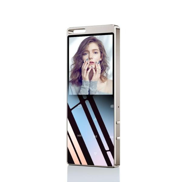 Máy nghe nhạc MP3/Hifi RUIZU D15 hỗ trợ Bluetooth [8GB] bản 2019