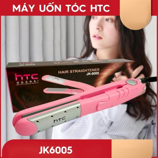MÁY ÉP TÓC HTC - JK6005 - Là thẳng tóc, duỗi tóc với mức nhiệt tốt, không gây gãy rụng tóc!