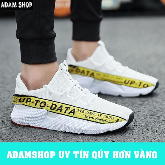 Giày sneaker nam hàn quốc 2019 (Giá Cực Shock) - ADAM SHOP(AD10)