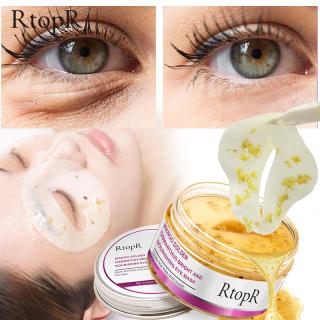 RtopR 40 cái hộp Osmanthus Fragrans Mặt nạ vòng tròn, chống bọng mắt, làm tan quầng thâm mắt, giúp mắt sáng và nuôi dưỡng chăm soc da mắt, giá tốt - INTL thumbnail