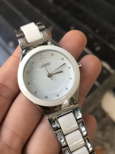 [HCM]Đồng hồ nữ ABISTE thiết kế thanh lịch