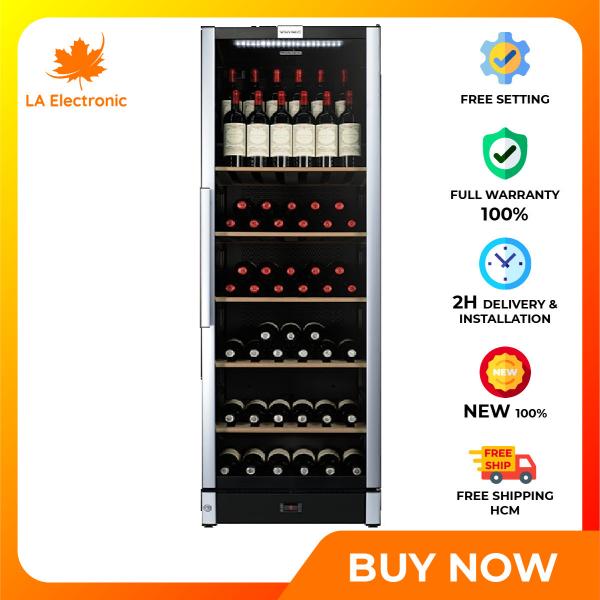 TRẢ GÓP 0% - Tủ rượu Electrolux Vintec V190SG2EAL