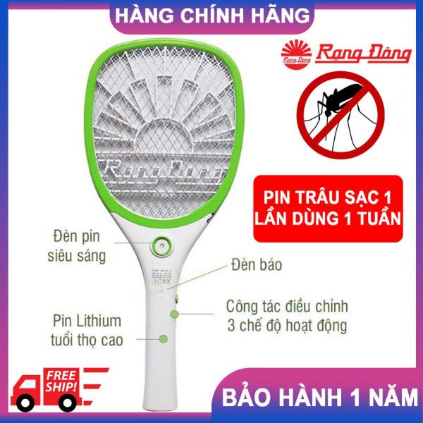 Vợt muỗi Rạng Đông Cao Cấp Hàng Việt Nam Chất Lượng cao BH 1 Năm