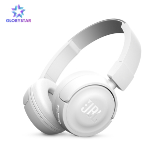 GloryStar Tai nghe Bluetooth không dây Có thể gập lại Tai nghe Over Ear có Micrô Tai nghe khử tiếng ồn Hỗ trợ điều khiển nhạc cuộc gọi T450BT thumbnail