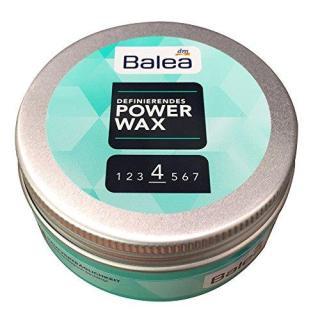 Sáp vuốt tạo kiểu tóc Balea Power Wax 75ml - Đức thumbnail