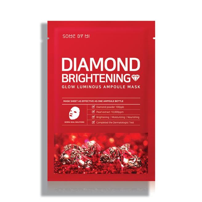 Mặt nạ dưỡng sáng da Some By mi Diamond Brightening Sheet Mask cao cấp