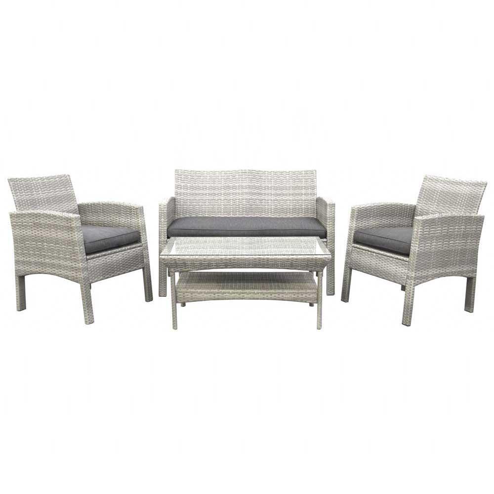 Made 4 Home Bộ Sofa Dây Nhựa Giả Mây Puro B Giá Cực Cool