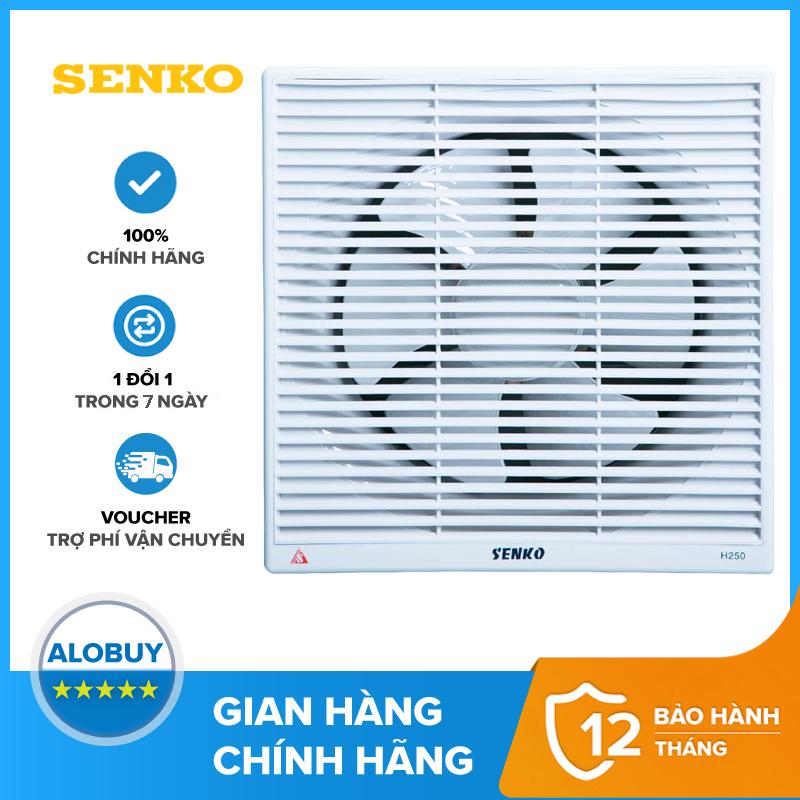 Quạt hút thông gió Senko H250 40W