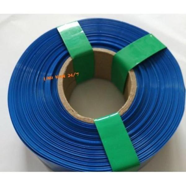 Bảng giá ống gen co nhiệt bọc pin 18650 đường kính 50mm (1 mét )