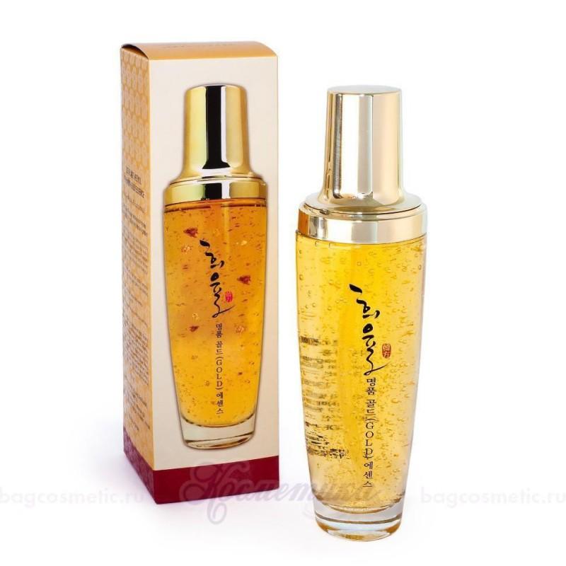 Serum dưỡng trắng da tinh chất serum vàng cao cấp Lebelage Hee Yul Premium Gold Essence Hàn Quốc đảm bảo cung cấp các sản phẩm đang được săn đón trên thị trường hiện nay giá rẻ