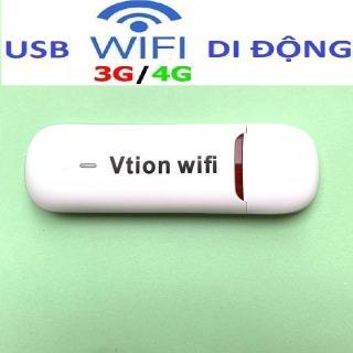 Thiết bị phát wifi từ sim 3g 4g USB VTION đột phá nhiều chức năng ưu việt giúp bạn dẽ dàng sử dụng và cảm nhận khi có một chiếc VTION trong tay thumbnail