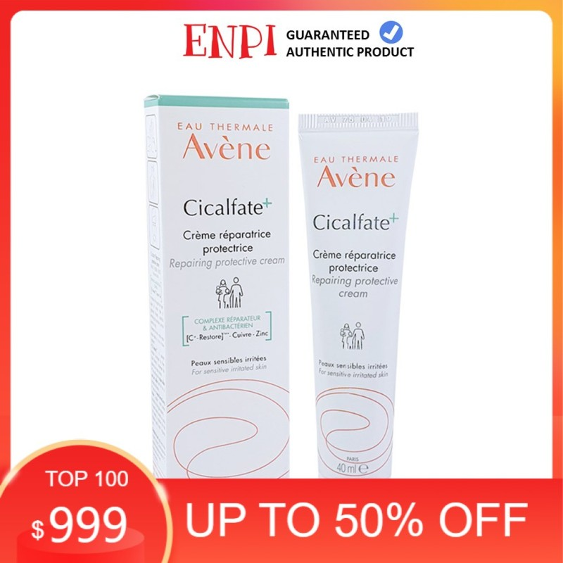 Kem tái tạo hồi phục da Avene Cicalfate Repair Cream