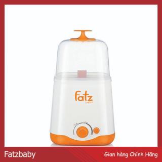 Máy Hâm, Tiệt Trùng 2 Bình Sữa Công Nghệ Teflon Chống Cặn Và Chập Điện Fatz (Phân Phối Chính Hãng) thumbnail