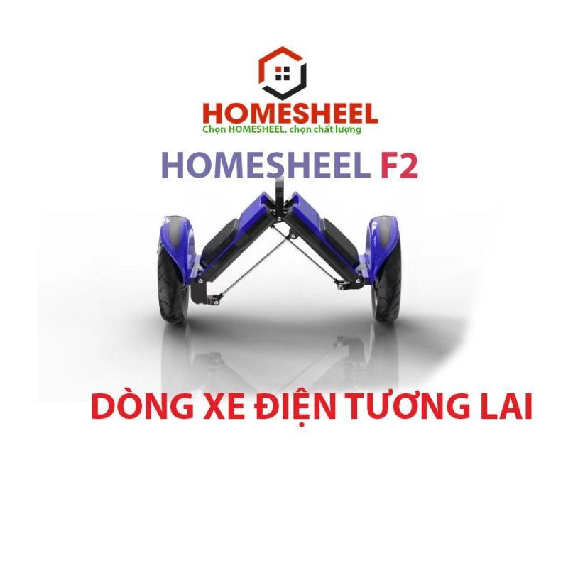 Mua Xe điện cân bằng 2 bánh Homesheel F2 phiên bản 2020 Pro bảo hành 2 năm
