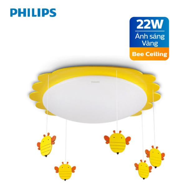 Đèn trần phòng trẻ em Philips LED Bee 77505 22W
