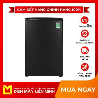 TRẢ GÓP 0% - Tủ lạnh Aqua 90 lít AQR-D99FA(BS) Mới 2020 - Miễn phí vận chuyển HCM thumbnail