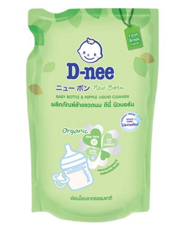 Nước rửa bình sữa và rau củ quả DNEE 600ml