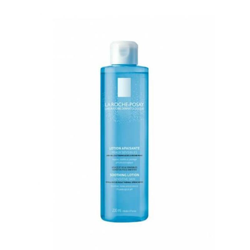 La Roche Posay Nước Cân Bằng Làm Dịu Cho Da Nhạy Cảm Soothing Lotion Sensitive Skin 200ml cao cấp