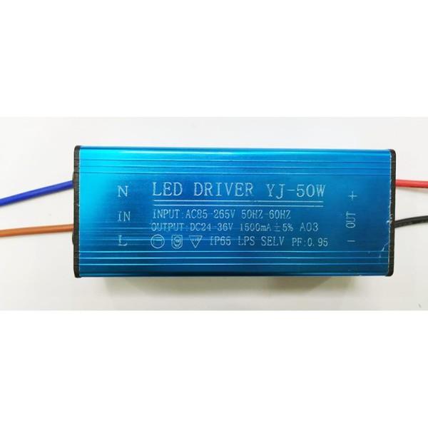 Bảng giá NGUỒN DRIVER CHO CHÍP LED 50W