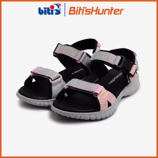 [Tặng Set 2 Chiếc Khẩu Trang Vải Kháng Khuẩn RABITY]Giày Sandal Nữ Biti s Hunter 2K21 Silver Pink DEWH00800XAM (XAM) thumbnail