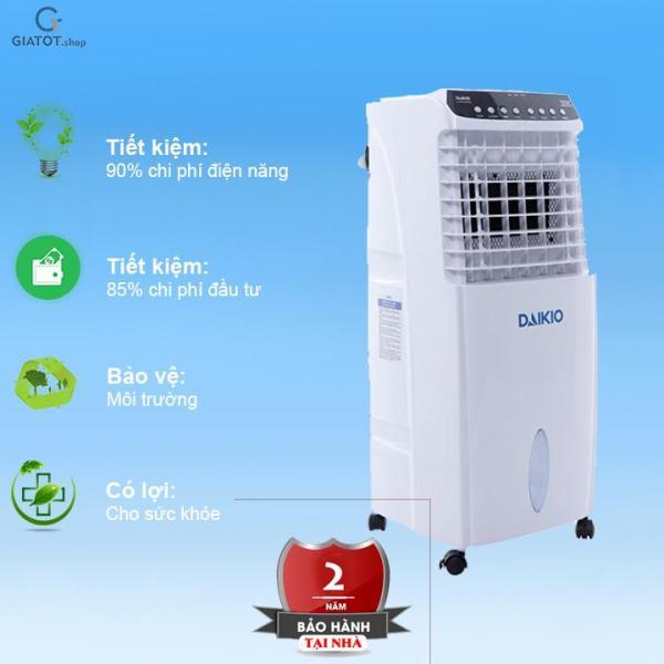 Bảng giá Quạt điều hòa không khí Daikio 800A chính hãng