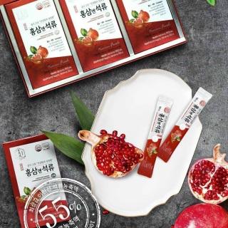 Nước Hồng sâm lựu Collagen Daedong thumbnail