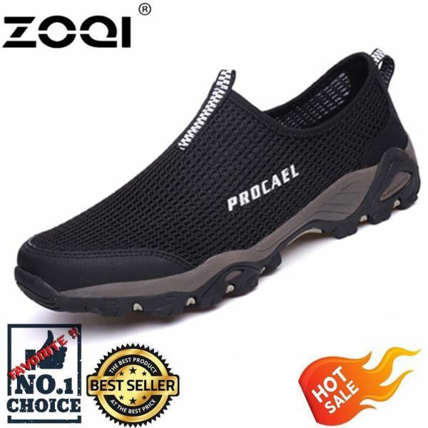 ZOQI giày thể thao thời trang nam giày đi bộ đường dài ngoài trời