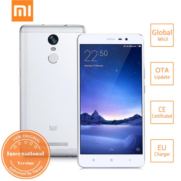 【Giá Sốc-Shop Mới】 Điện thoại Smartphone Xiaomi Redmi Note 3 Pro 2sim (3GB/32GB) - Màn hình IPS LCD, 5.5, HD - Pin 4000 mAh