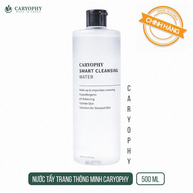 Nước Tẩy Trang Thông Minh Ngăn Ngừa Mụn Caryophy Smart Cleasing Water (500 ml) nhập khẩu