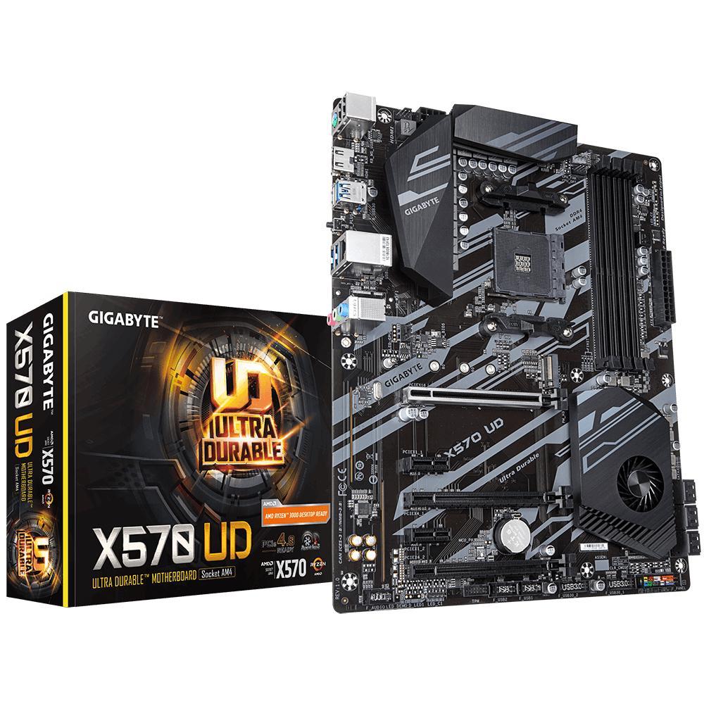 Mainboard Gigabyte X570 - UD