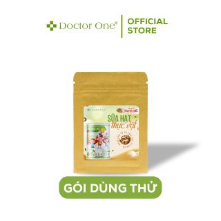 10 Gói Sữa Hạt Doctor One Cho Em Bé 10g thumbnail