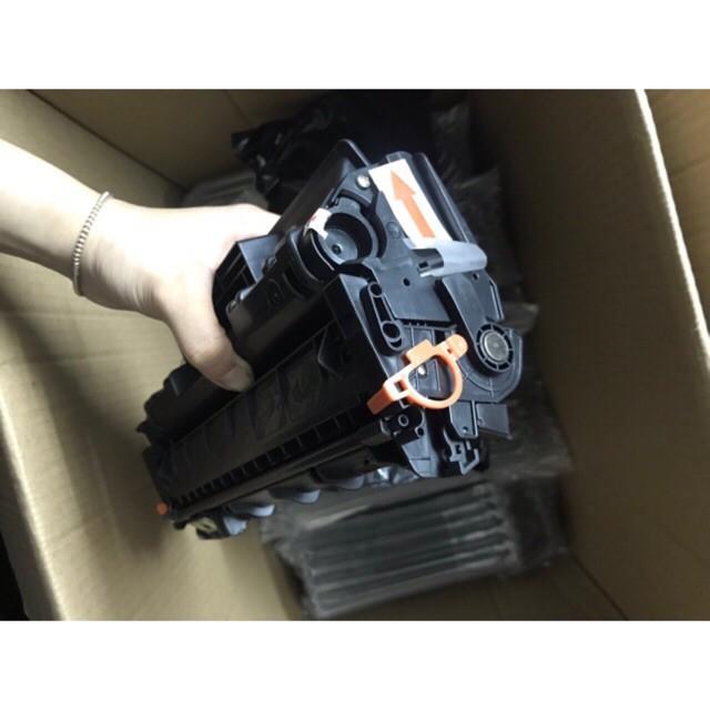Hộp mực 49/53 có lỗ đổ mực và mực thải dùng cho máy in Canon 3300/HP1320/HP2014/2015 sản phẩm tốt chất lượng cao cam kết như hình độ bền cao