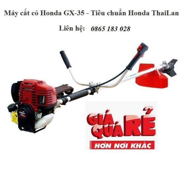 Máy cắt cỏ GX35 Thái Lan, tiêu chuẩn Honda, may cat co bảo hành uy tin 1 đổi 1