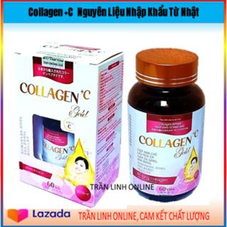 Viên Uống Đẹp Da Collagen Gold- Thành Phần Collagen 120mg Nhập Khẩu Nhật Bản (65NcTl Hồng) thumbnail