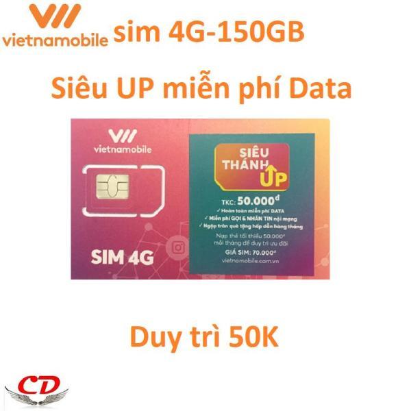 Giá Siêu thánh sim UP-4G VNMB miễn phí max data-0 d