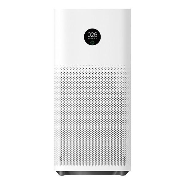 Máy lọc không khí Xiaomi Air Purifier 3H - Lọc không khí lọc bụi mịn khử mùi diệt khuẩn Bảo vệ sức khỏe Công suất 380m3/h Diện tích 45m2 - Hàng chính hãng - BH 12 tháng