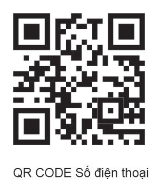 Bảng giá Thiết kế mã vạch check QR-Code Phong Vũ