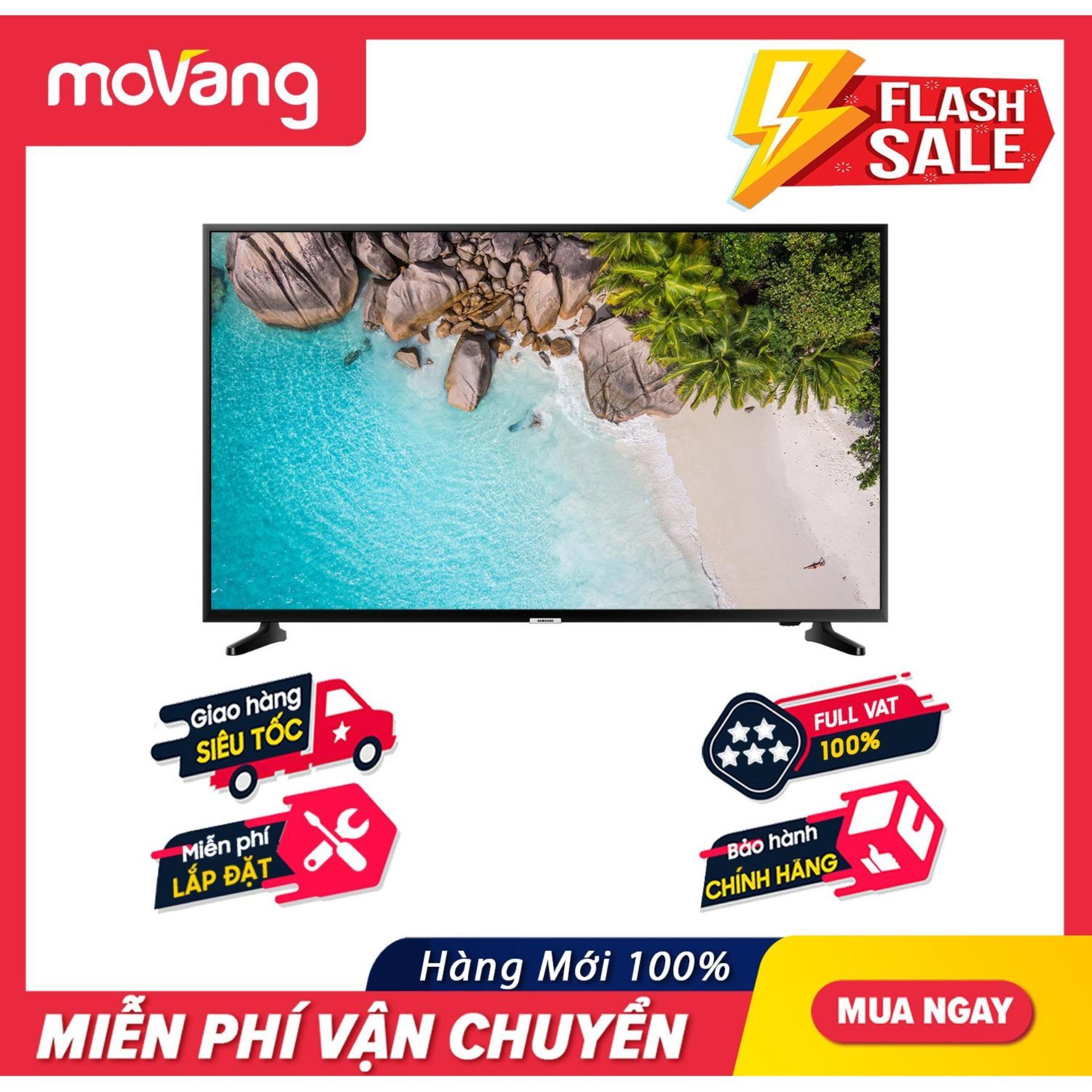 Smart Tivi Samsung 55 Inch 4K UHD - Model UA55NU7090KXXV - Công Nghệ Hình ảnh HDR, UHD Dimming, Purcolour + Điều Khiển Tivi Bằng điện Thoại Giảm Cực Đã