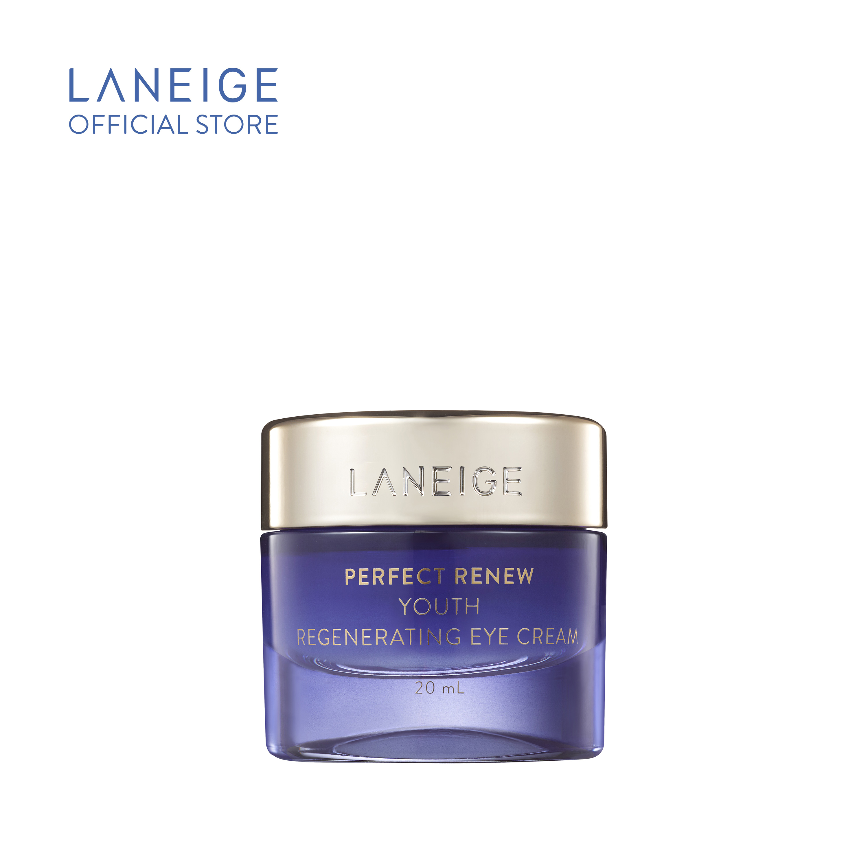 Kem dưỡng ngăn ngừa lão hóa vùng mắt Laneige Perfect Renew Youth Regenerating Eye Cream 20ml