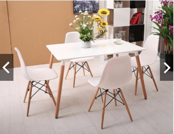 Ghế Eames cho cafe &bar, ghế văn phòng, ghế ban công 5CGH-101 giá rẻ